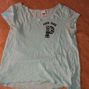 Victoria secret pink t-shirt